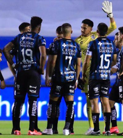 Otra vez Gallos regala un punto a Chivas 2-2