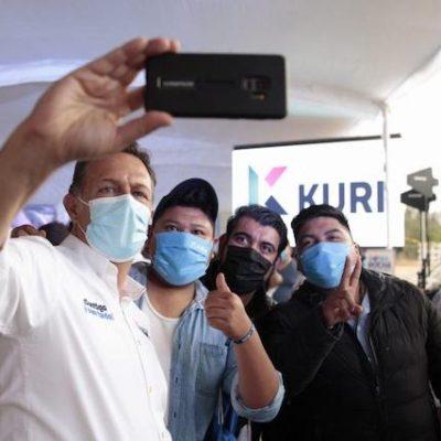 En Querétaro vamos por Educación de 10: Mauricio Kuri