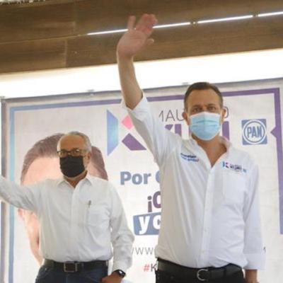 Gobernaré con y para los ciudadanos: Mauricio Kuri