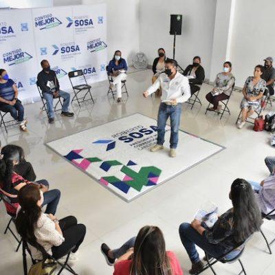 Haremos de Corregidora un atractivo turístico del país: Roberto Sosa