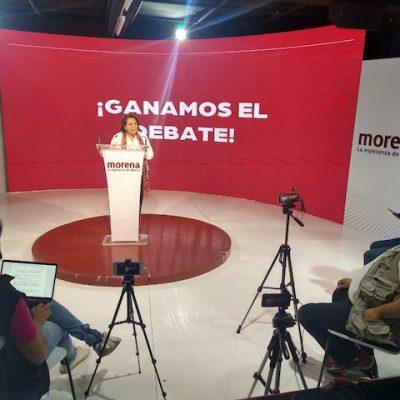 Celia Maya dio su posicionamiento sobre el Debate del IEEQ