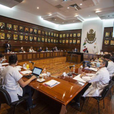 Avanza en Querétaro la ejecución del Plan Nacional de Vacunación