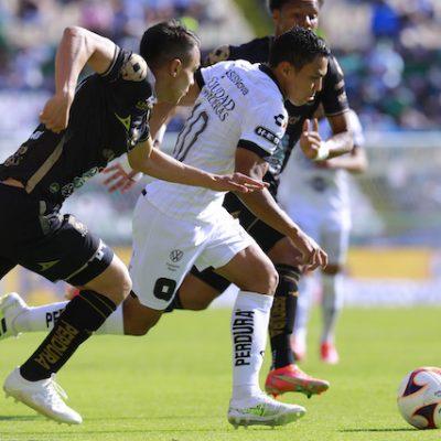 Cae Gallos 2-1 ante León