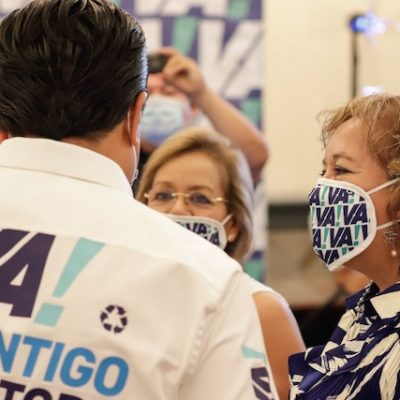 Va Luis Nava por obras que impulsen la movilidad en Querétaro