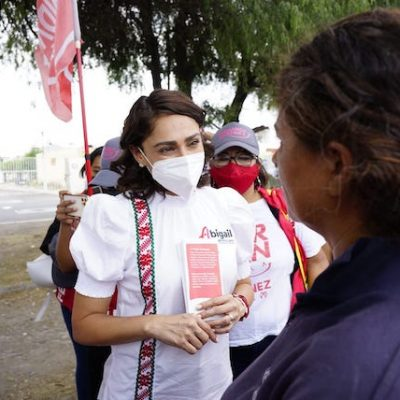 Ningún interés económico puede estar por encima del abastecimiento de agua en todos los hogares del estado: Abigail Arredondo