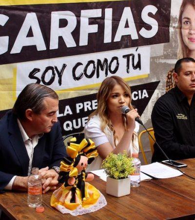 Propone Vanesa Garfias un Centro Especializado para la Atención de Mascotas