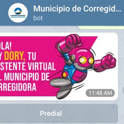 Presenta Municipio de Corregidora asistente virtual para tramites y servicios