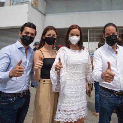 Reconoce Gobierno de Querétaro a ciudadanos por jornada ejemplar