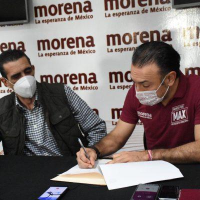 Impulsará Arturo Maximiliano energías limpias en todo el municipio