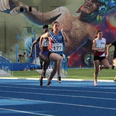 Arranca Campeonato Nacional de Atletismo
