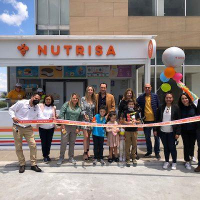 Nutrisa inaugura nueva tienda en Juriquilla