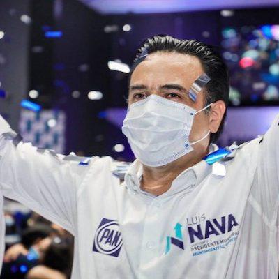 Con su voto, defendamos a Querétaro: Luis Nava