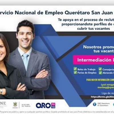 Ofertarán mil plazas de trabajo en Feria de Empleo