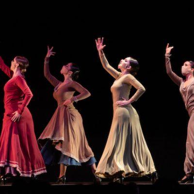 Clausuran octava edición del Festival Internacional de Danza Ibérica