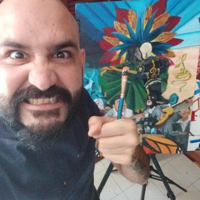 Entrevista a Alex 'Hayueshayu', un mexicano nómada