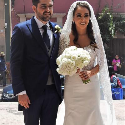 Elegante Boda de Laura y Agustín Dorantes