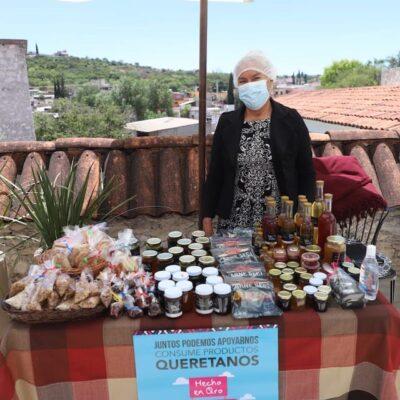 Inauguración del Encuentro Ezequiel Montes y Colón: Consume local en Bernal