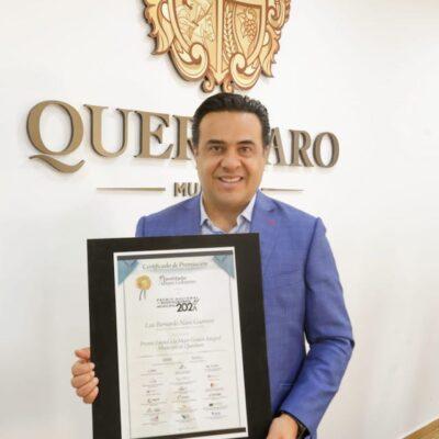 El gobierno municipal está a la altura de la exigencia de los ciudadanos: Luis Nava