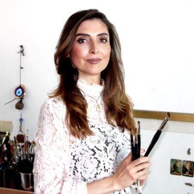 Entrevista a Andrea Avendaño, el arte en la sangre