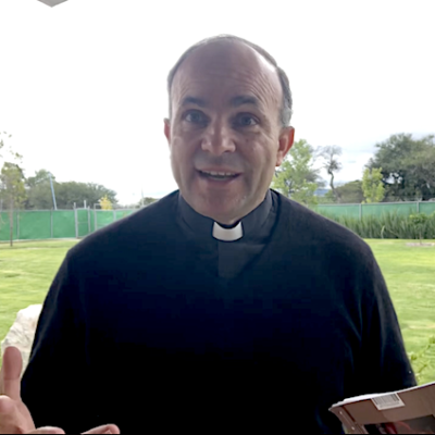 Evangelio 12 de septiembre por P. Jorge Lozano