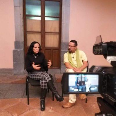 Entrevista a Ana Cecilia Figueroa, pasión por el conocimiento, la escritura y la docencia