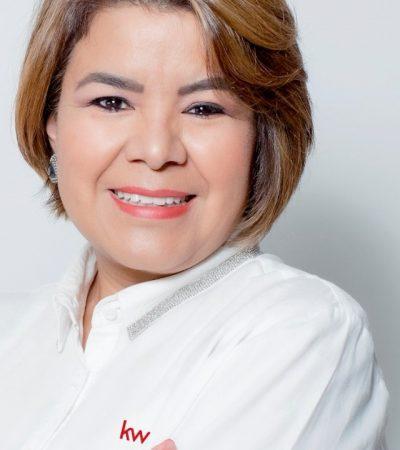 Entrevista a Eloísa Frías, profesionista en inmobiliaria